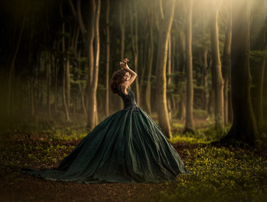 Fantasy Fotografie - Model Puck Wal