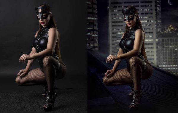 Model: Anna Delyla