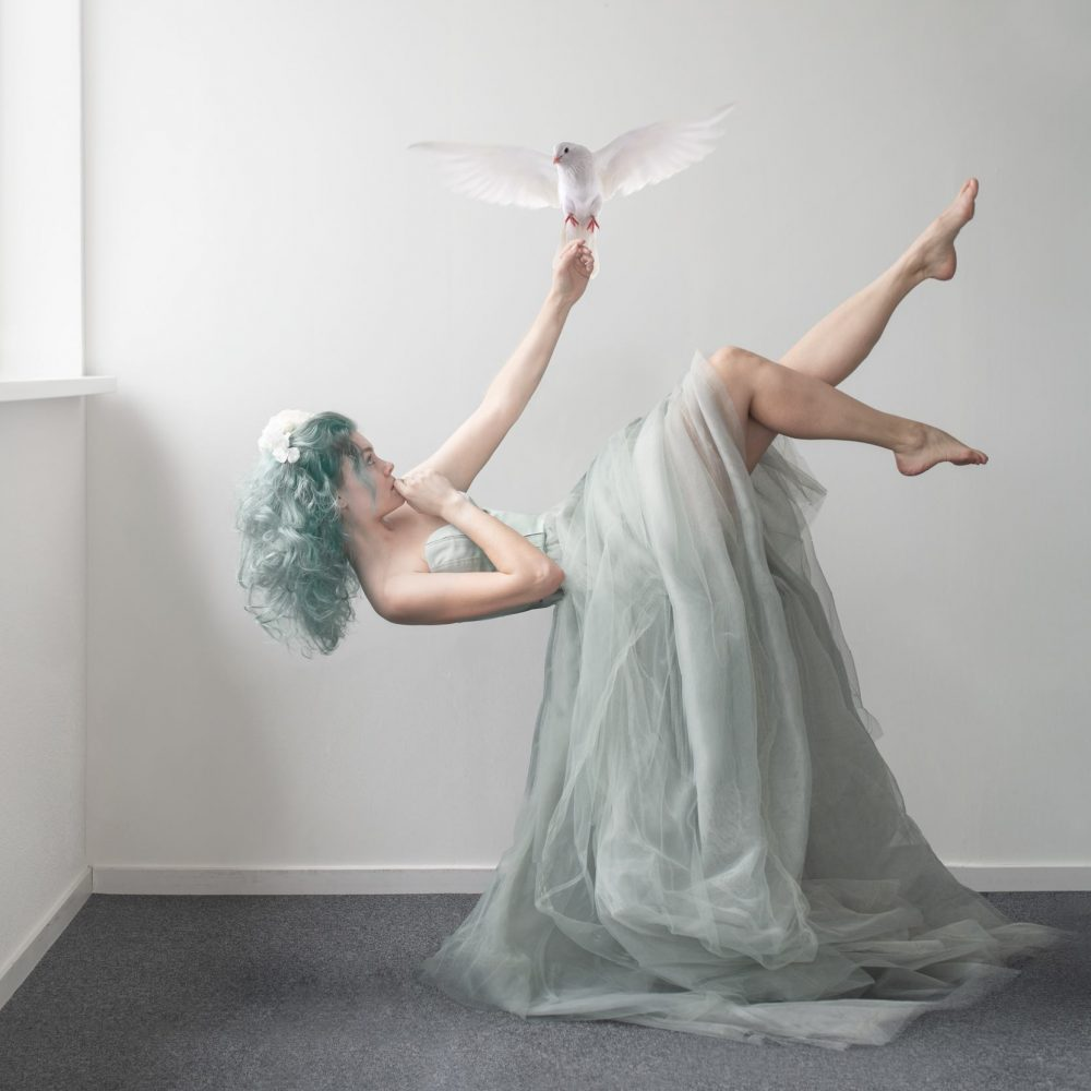 Fantasy Fotografie - Levitation