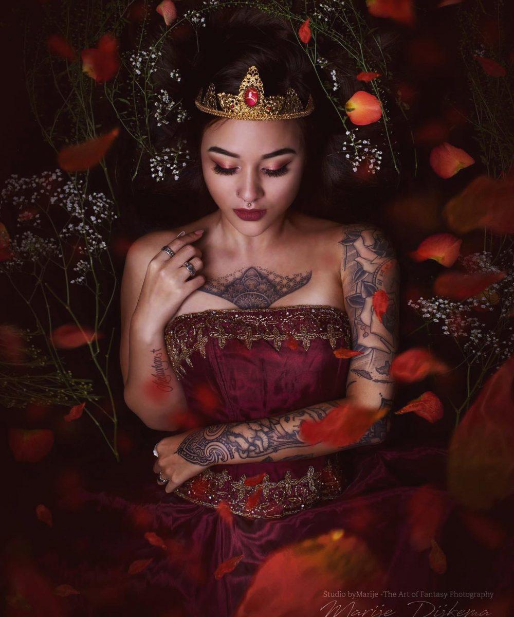 Fantasy Fotografie - Esmé Conté