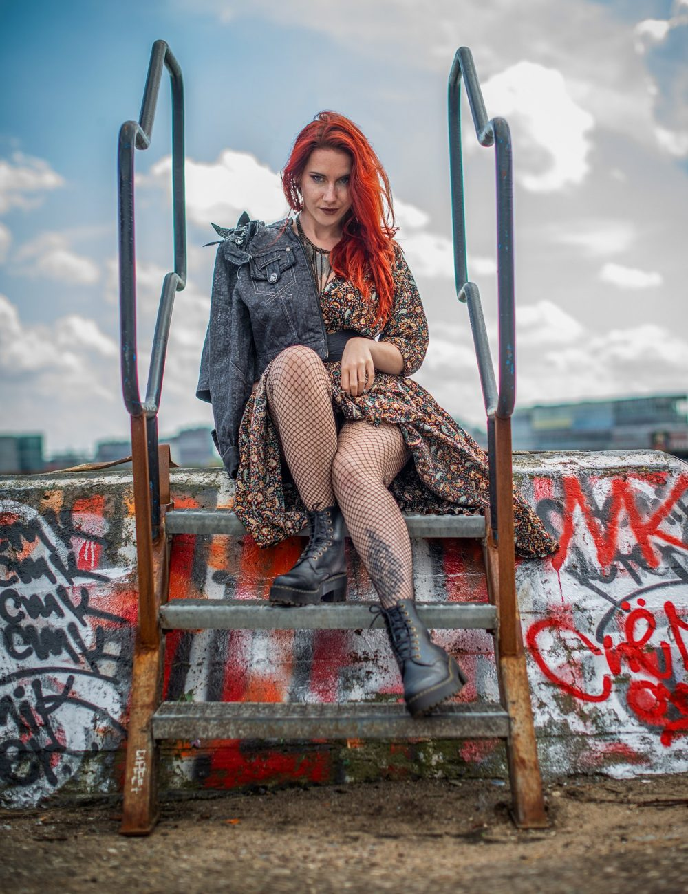 alternative fashion - Elyse