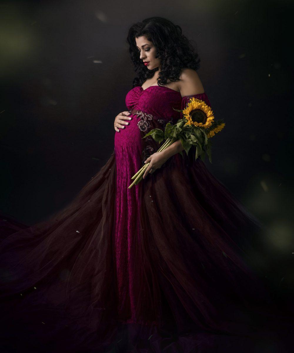 Zwangerschapsfotografie - Jagaira
