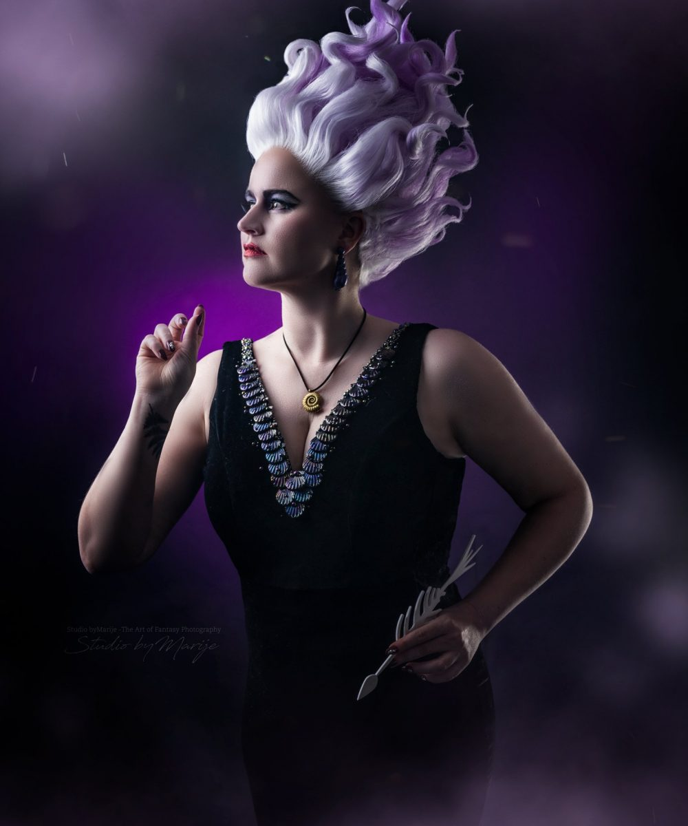 Ursula - Cosplayer Myrna