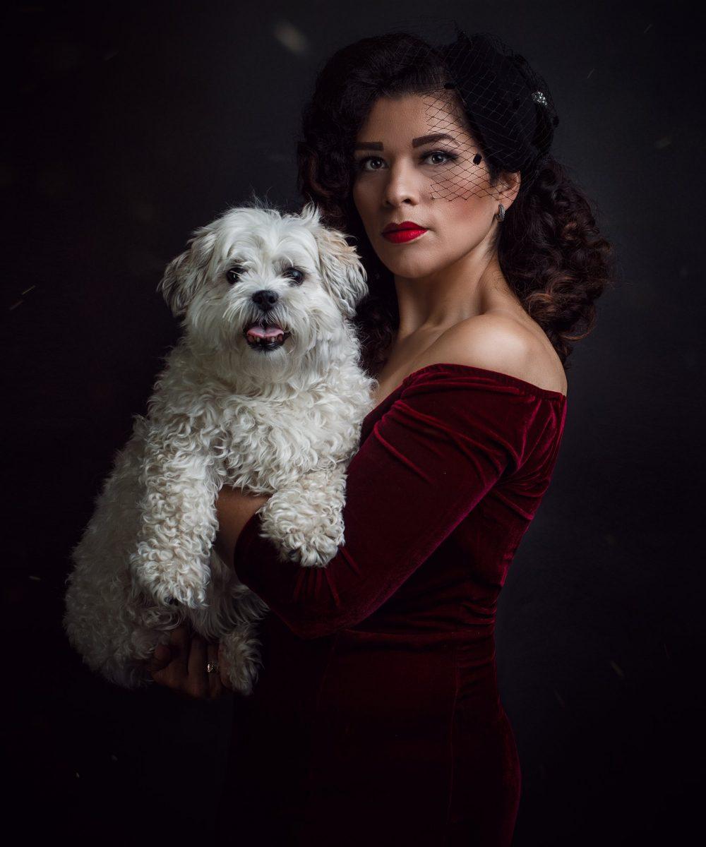 Royal Pet Portrait - Jagaira