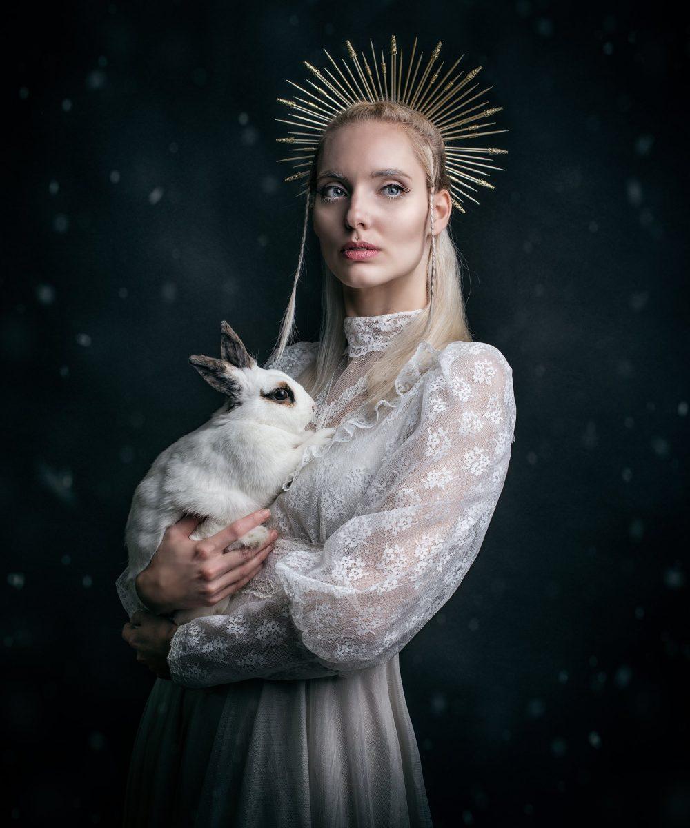 Royal Pet Portrait - Kari