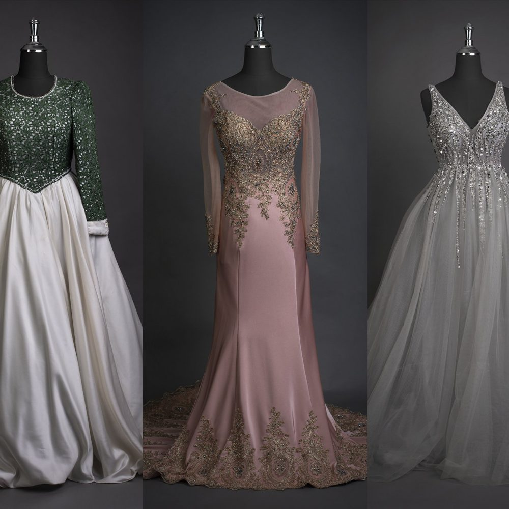 jurken verhuur