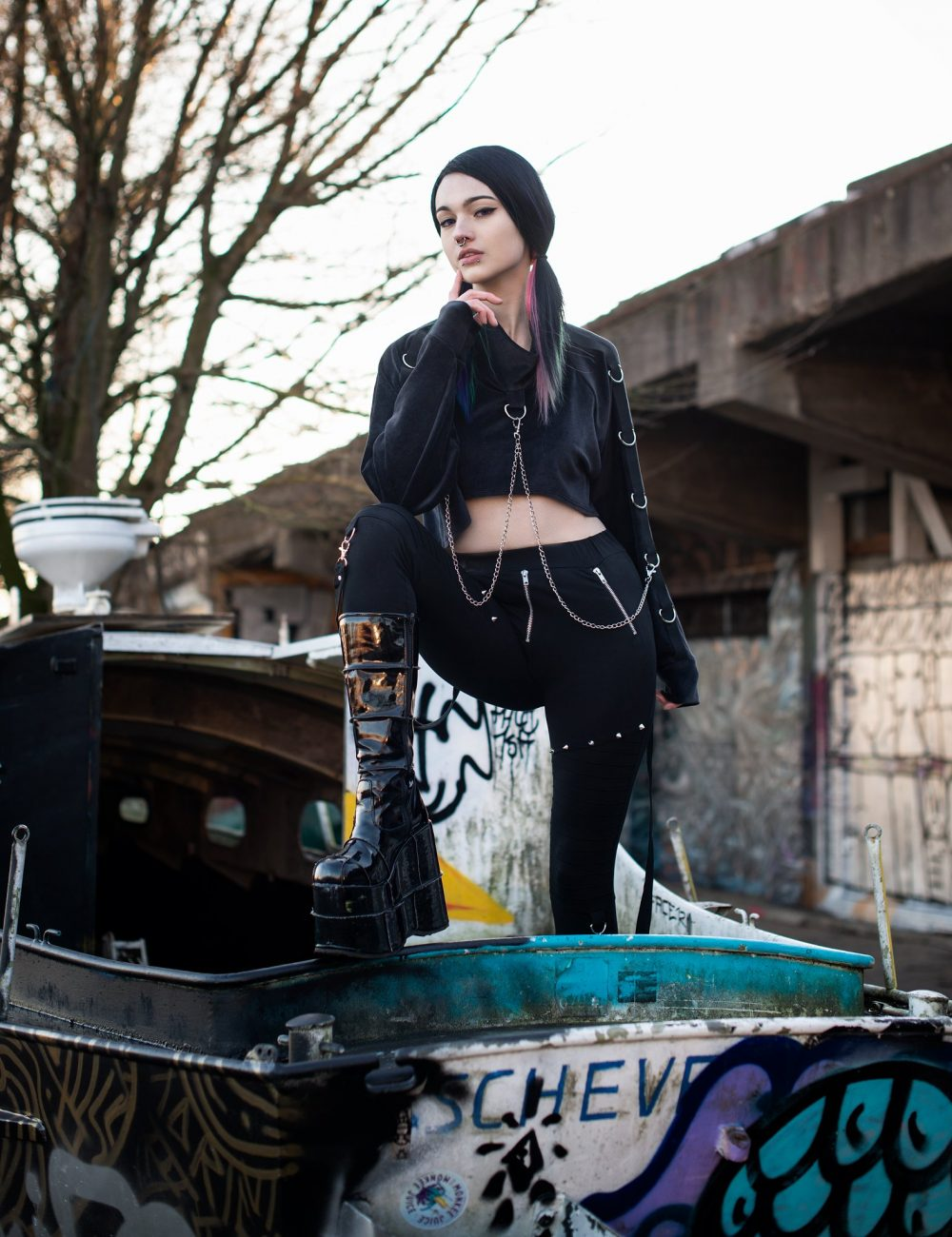 Alternatieve Fashion - Catching Kerosene x Attitude Holland